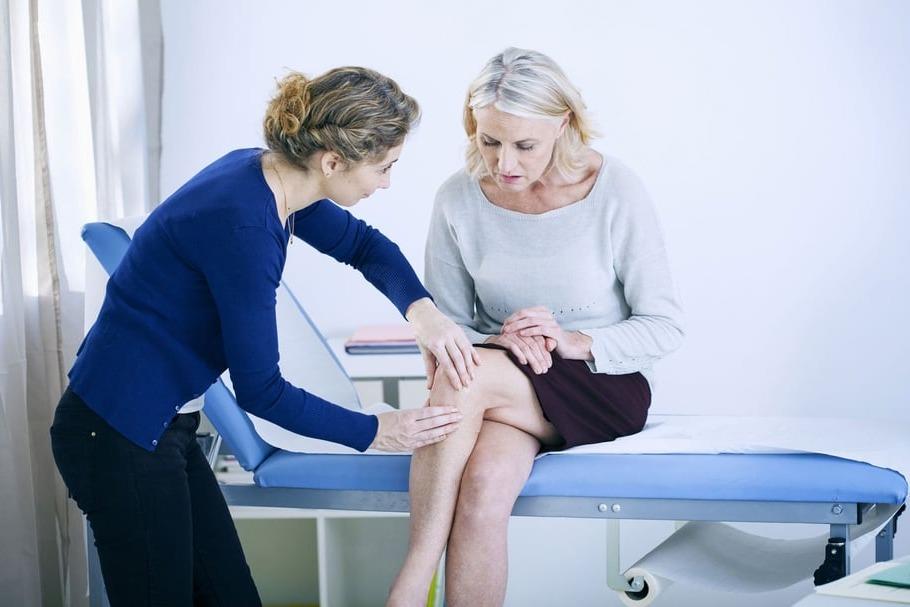 Des douleurs provoquées par la dégénérescence des articulations
