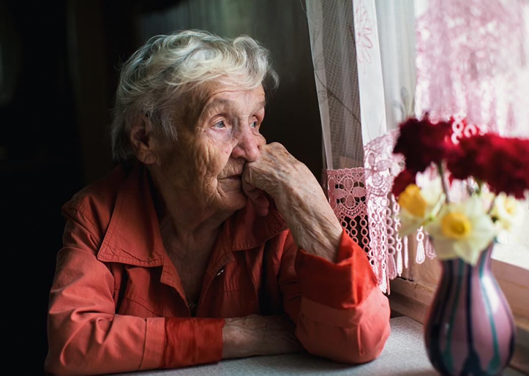 Comment s'occuper des personnes âgées en fin de vie ?