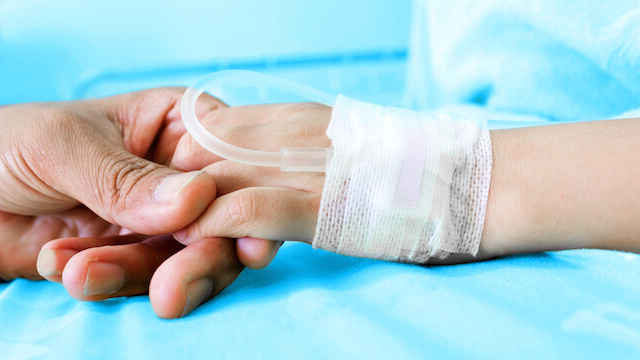 Comment se déroule la phase palliative en pédiatrie ?