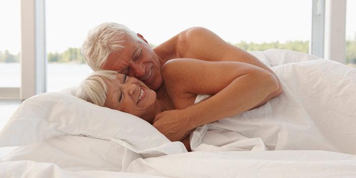 L'activité sexuelle à un âge avancé